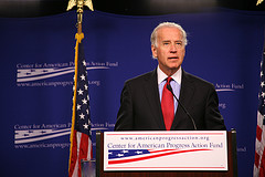 Sen Joe Biden at Center for American Progress ...