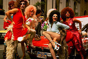 Pioneer Harvey Milk took this image on Gay Fre...