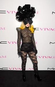 LONDON, ENGLAND - MARCH 01:  Lady Gaga attends...