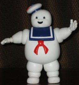 Kenner's Marshmallow Man action figure