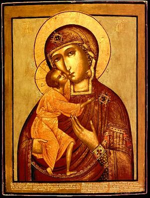 Our Lady of St. Theodore, the protector of Kos...