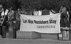 Let War Resisters Stay