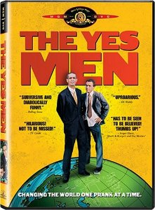 "Cover of ""The Yes Men"""