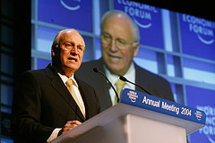 Dick Cheney - World Economic Forum Annual Meet...